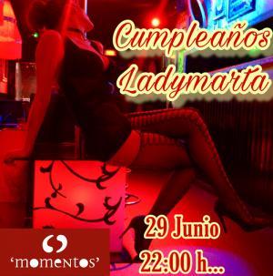 <em>Editar Fiestas especiales</em> Cumpleaños de Marta