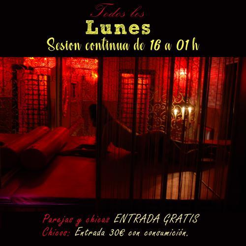 <em>Editar Fiestas especiales</em> Lunes TraNS