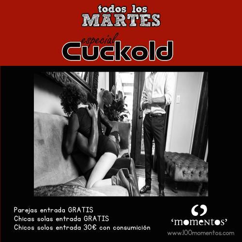 <em>Editar Fiestas especiales</em> Martes cuckold