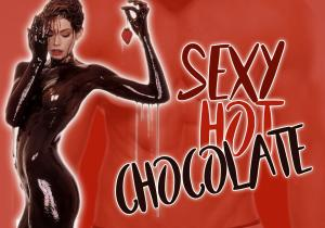 <em>Editar Fiestas especiales</em> Sexy Hot  chocolat